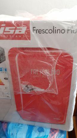 Mini frigider Trisa Frescolino Red sigilat