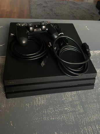 PS4 PRO 1TB 4K + jocuri