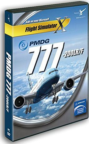 PMDG Boeing 777 FSX Add-on