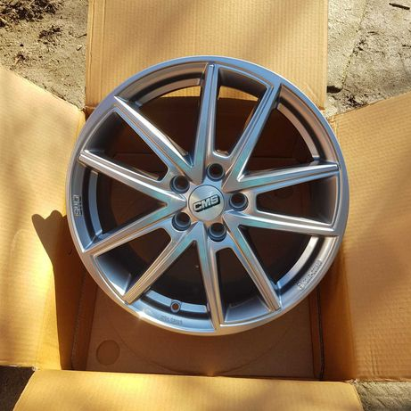 """Jante CMS C30 noi 17"""" 5x114.3 Dacia Duster,Renault plata in rate"""