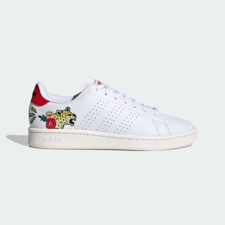 Adidas - Advantage White №37 1/3,№38 2/3,№40 Оригинал Код 703