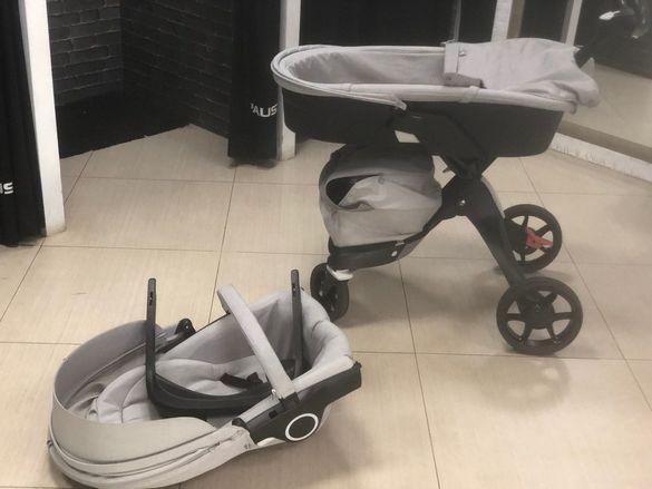 Stokke бебешка количка