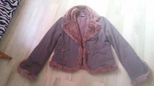 страхотно палтенце -ново