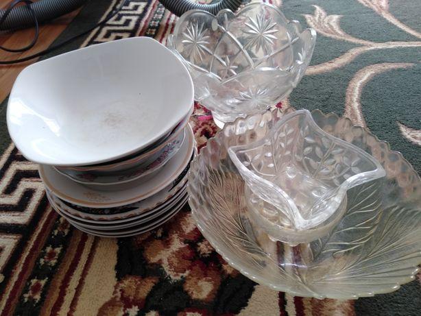 Посуда разного вида