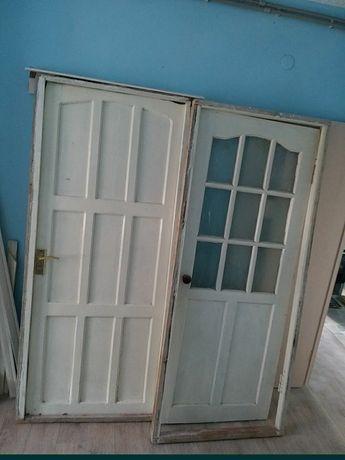 Продам деревянные двери, ағаш есіктер сатамын