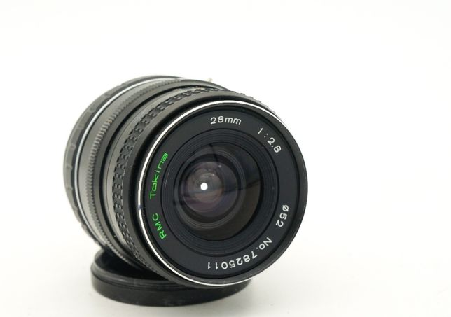 Obiectiv Tokina RMC 28mm 2.8 montura Konica AR