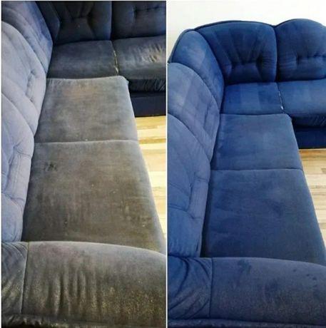 Spalat/curatat textile, saltele, tapiterii auto, murdaria intarita