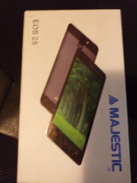 Telefon dual sim nou cu accesorii ecran mare