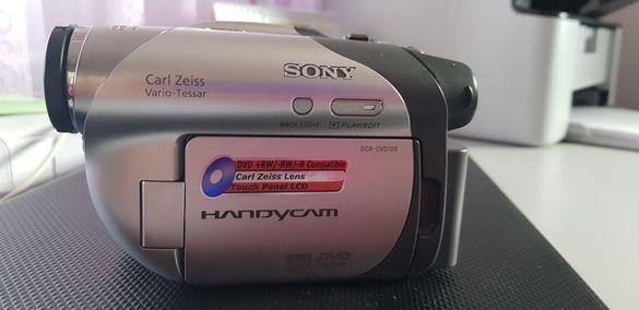 DVD камера SONI
