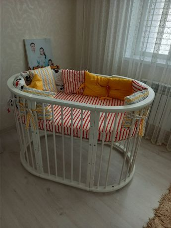 Манеж, детская кровать
