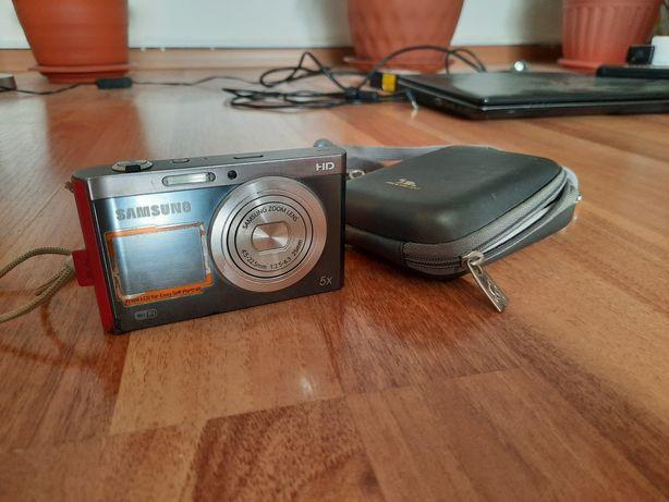 Продается б/у фотоаппарат (рабочий, но кажись экран не работает)