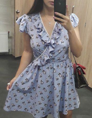 Модное платье Корея