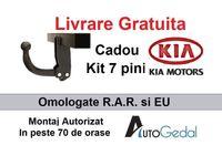 Carlig Remorcare KIA Sorento 2002-2009 Livrare Gratuita Omologat
