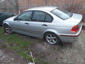 BMW 320 БМВ 320 e46 136hp на части