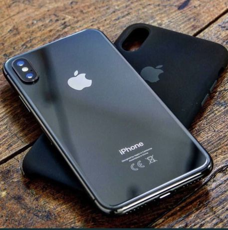 iPhone 10, Space Grey, 256 GB