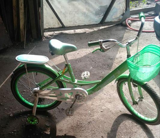 Двухколёсный велосипед для девочек