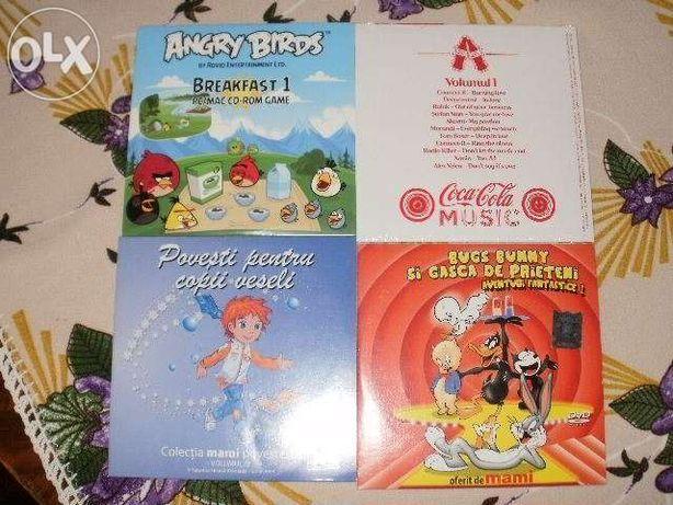 CD si DVD uri