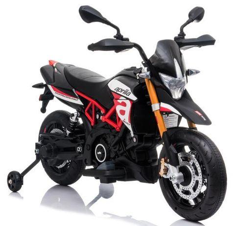 Motocicleta electrica APRILIA DORSODURO 900 PREMIUM #Negru