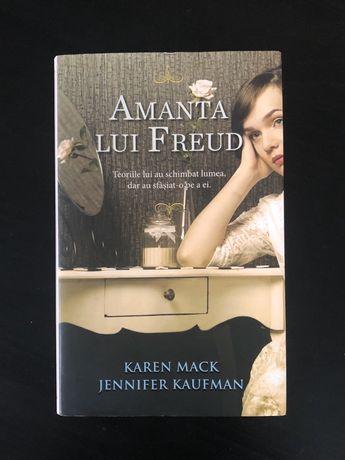 """Carte """"Amanta lui Freud"""""""