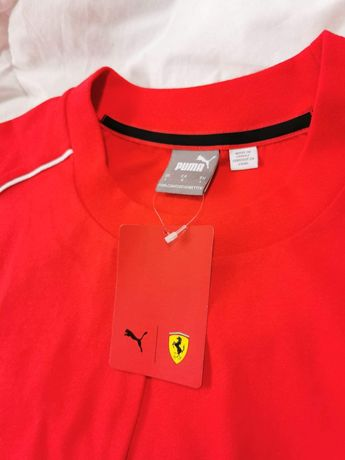 Tricou Puma Scuderia Ferrari