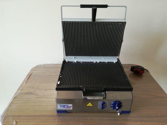 Електрически Тостер ®преса професионален :дюнер обурудване - ново