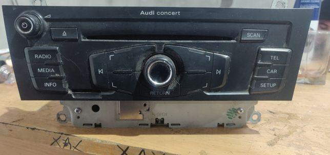 Mmi Cd player audio audi a4 b8 8T2 035 186 C