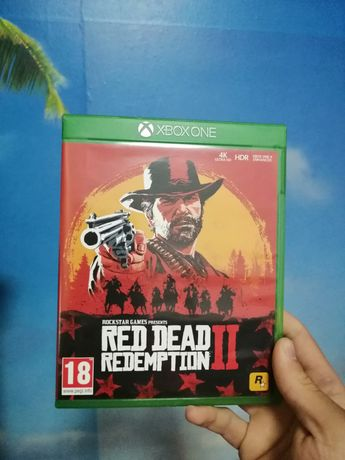 Red Dead redenption 2 за Xbox one