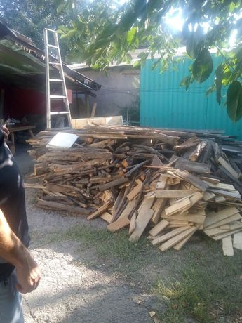 древесина для отопления