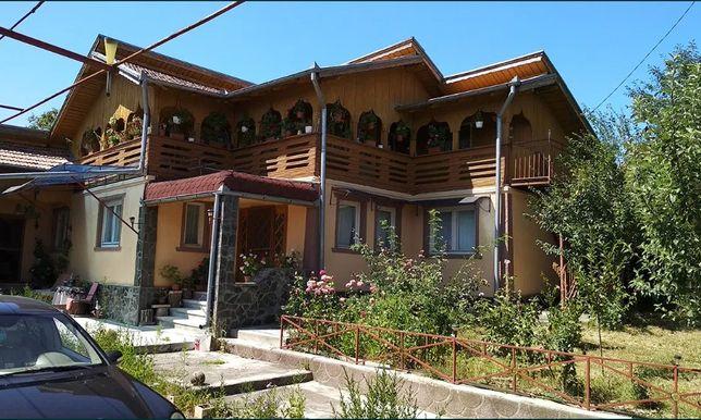 Casa in Lunca Frumoasa, Parscov