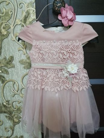 Нарядные платья детские