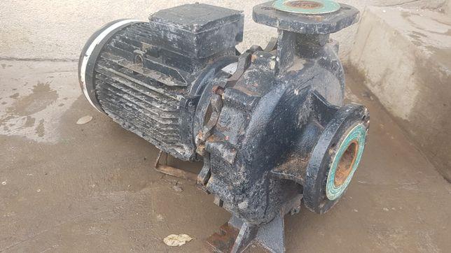 Pompa irigatii balastiera presiune 10 bar 10 kw