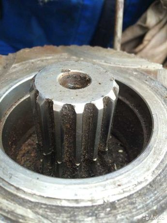 Гидромотор Hyundai