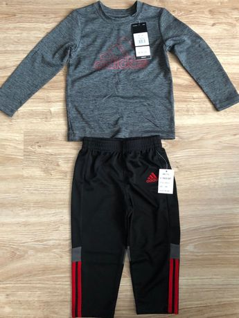Adidas оригинално екипче 12-18 м