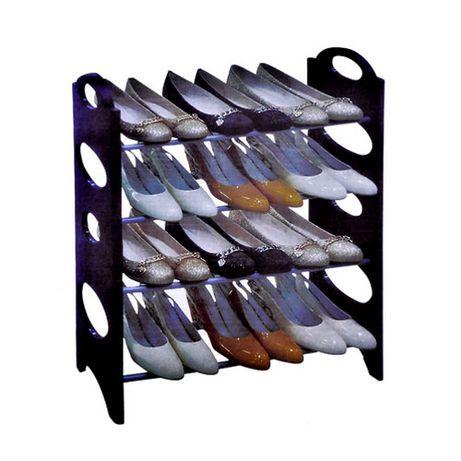Suport incaltaminte - pantofar cu 4 rafturi