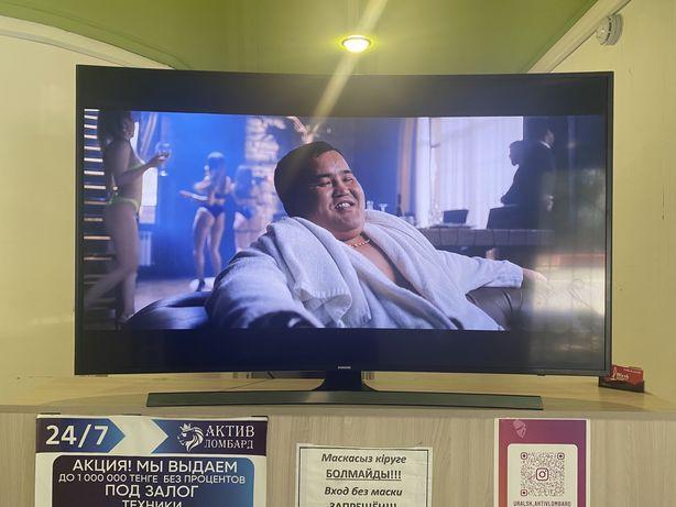Телевизор Samsung Smart TV UE55JU6600U Актив Ломбард