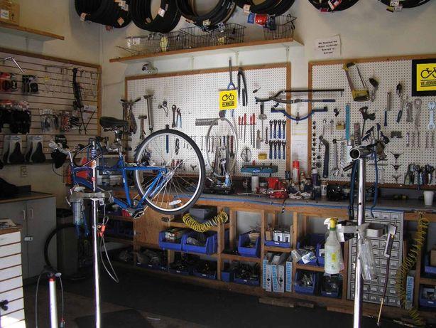 Ремонт велосипедов, запчасти для велосипеда, камеры, педали, ВЫЕЗД.