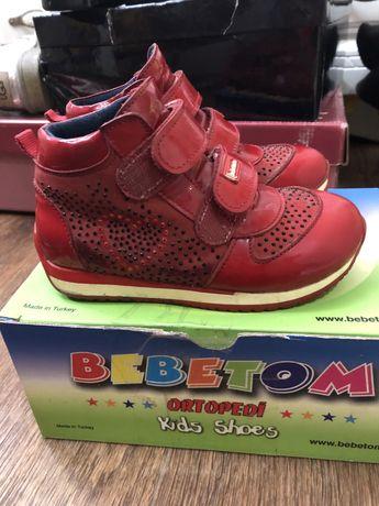 Осеняя обувь bebetom