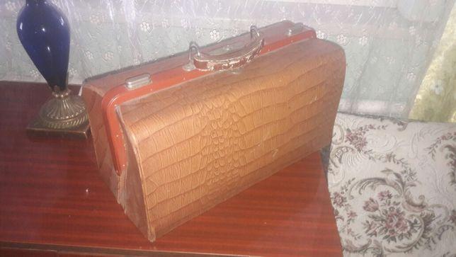 Саквояж чемодан советский СССР