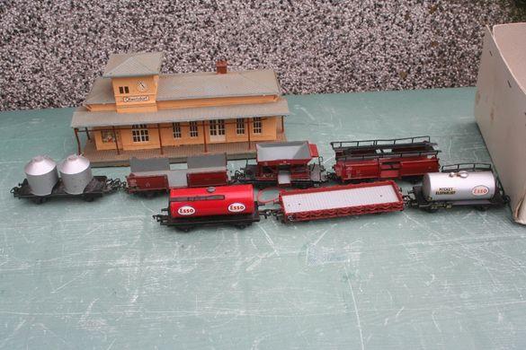 Товарни вагони Marklin HO