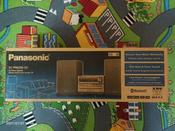 Vând microsistem audio Panasonic, fără semne de uzură!