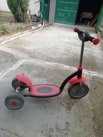 Тротинетка с три колела