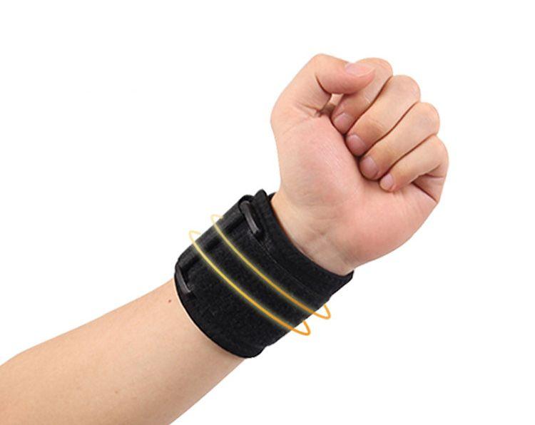 Пристягащ накитник, протектор ластик за китка за фитнес тренировка