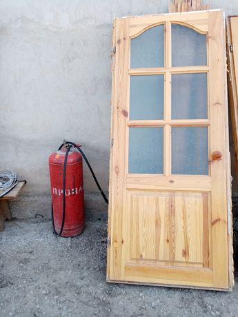 Дверь межкомнатная цвет светло коричневый