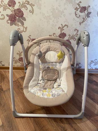 Электронная люлька для малышей.