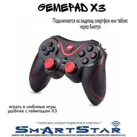Terios X3 gamepad/геймпад/джойстик для смартфона или тв бокс
