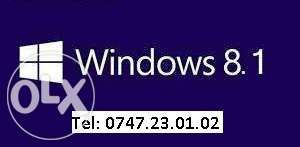 instalez sisteme de operare Windows XP, 7, 8.1 si 10 in Pitesti