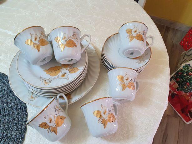 Vand set tort +cafea
