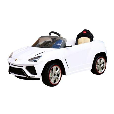 Kinderauto Lamborghini Urus CU SCAUN TAPITAT 2x 25W 12V #Alb
