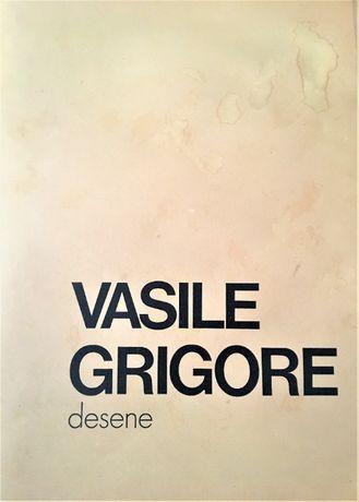 Pictura Tablou Vasile Grigore ,,Catalog 12 Desene''