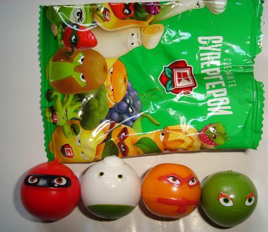 Емоджи/Emoji , Била и Супергерои, топчовци Кауфланд